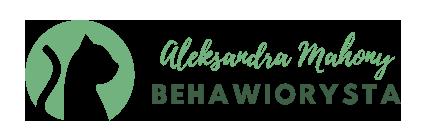 Behawiorysta - Aleksandra Mahony Logo